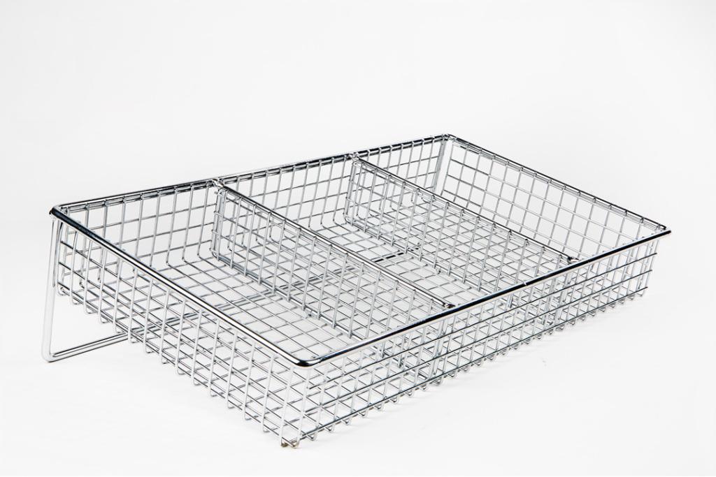 Tiered Display Basket