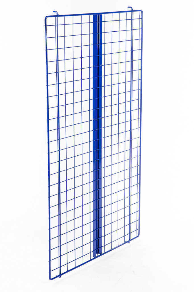 Powder Coated Mesh Shelf